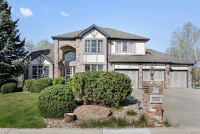 Arvada Single Family Home Active: 5707 Fig Court