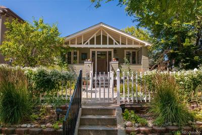 Single Family Home Active: 2243 South Marion Street