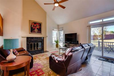 Lone Tree Condo/Townhouse Under Contract: 9862 Carmel Court