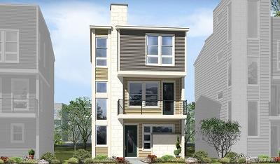 Centennial Single Family Home Active: 15738 East Broncos Place
