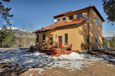 Nathrop Single Family Home Under Contract: 14480 County Road 261h
