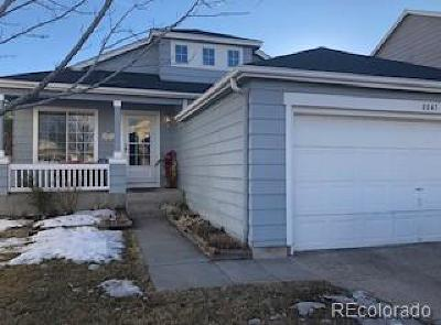 Douglas County Single Family Home Active: 8845 Greengrass Way
