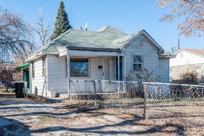 Denver Single Family Home Active: 1225 South Mariposa Street