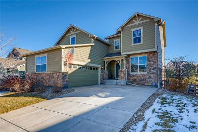 Aurora CO Single Family Home Active: $499,900