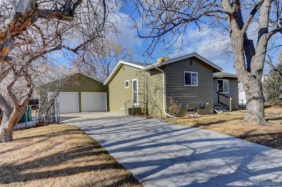 Arvada Single Family Home Active: 6283 Gray Street