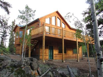 Jefferson Single Family Home Under Contract: 477 Ute Trail