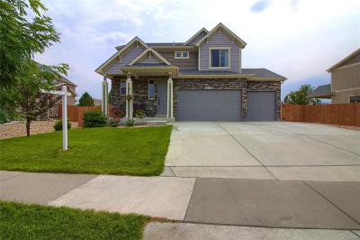 Commerce City Single Family Home Active: 13562 East 105th Drive