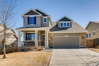 Saddle Rock Single Family Home Under Contract: 3654 South Nepal Street
