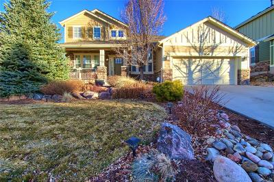 Aurora Single Family Home Under Contract: 24541 East Frost Drive