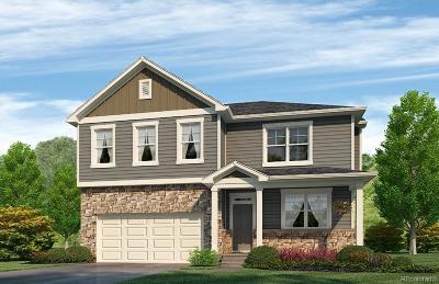 Aurora Single Family Home Active: 4842 South Tempe Street