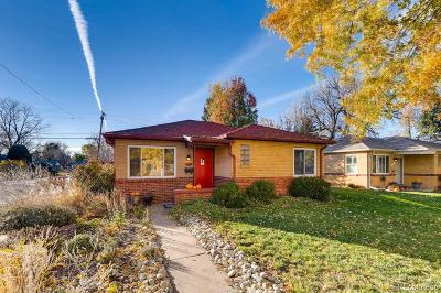 Colfax Ave, East Colfax Single Family Home Active: 1601 Quince Street