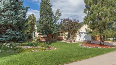 Parker Single Family Home Under Contract: 11551 Cross Creek Lane