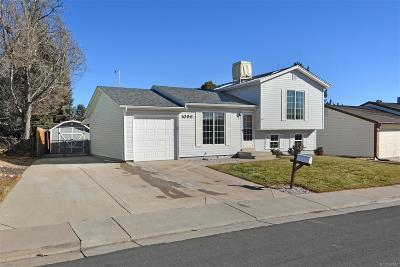 Broomfield Single Family Home Active: 1096 Lilac Circle