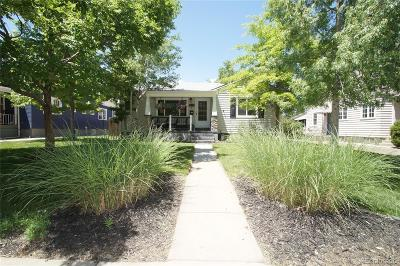 Englewood Single Family Home Under Contract: 3859 South Grant Street