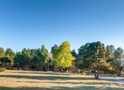 Monument Single Family Home Under Contract: 1415 Meadowlake Way