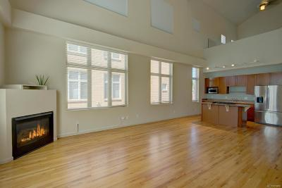 Denver CO Condo/Townhouse Active: $460,000