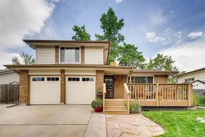 Arvada Single Family Home Active: 8352 Yarrow Court