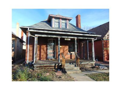 Denver Single Family Home Active: 260 South Logan Street