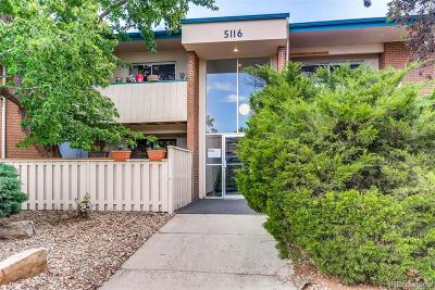 Boulder Condo/Townhouse Active: 5116 Williams Fork Trail #210