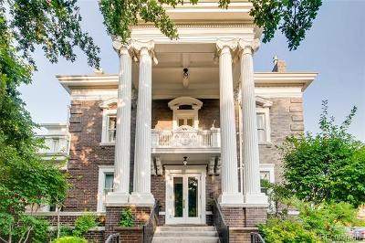 Denver Single Family Home Active: 1859 York Street