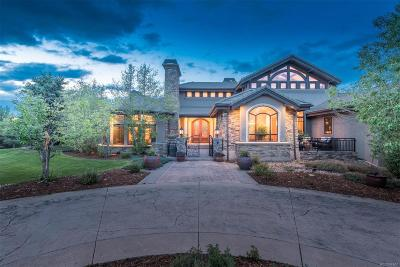 Boulder CO Single Family Home Active: $2,900,000