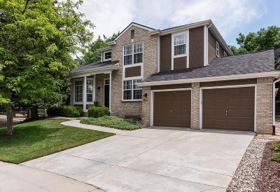 Highlands Ranch Single Family Home Active: 615 Huntington Drive
