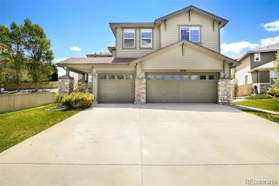 Highlands Ranch Single Family Home Active: 3238 Chandon Court