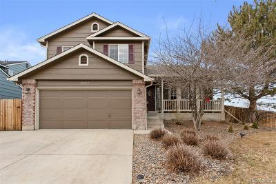 Frederick Single Family Home Under Contract: 5327 Coyote Drive