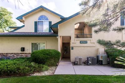 Centennial Condo/Townhouse Under Contract: 8767 East Dry Creek Road #1311