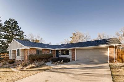 Greenwood Village CO Single Family Home Active: $565,000