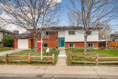 Arvada Single Family Home Active: 10939 West 59th Place