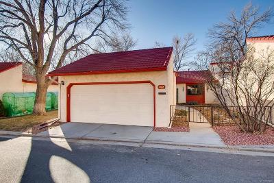Broomfield Condo/Townhouse Under Contract: 1402 Madero Street
