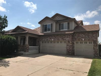 Parker Single Family Home Active: 12550 Swansea Drive