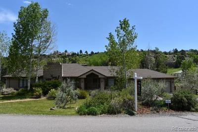 Golden, Lakewood, Arvada, Evergreen, Morrison Single Family Home Active: 6064 Meadowbrook Drive