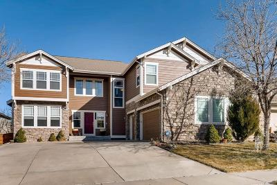 Commerce City Single Family Home Under Contract: 17047 East 106th Avenue