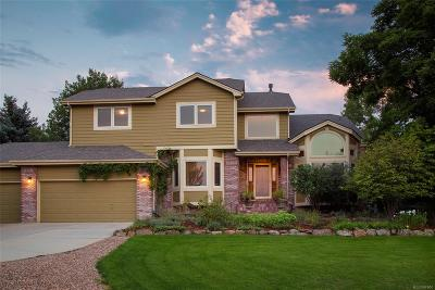 Niwot Single Family Home Under Contract: 8056 Centrebridge Drive