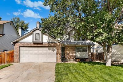 Centennial Single Family Home Active: 5745 South Jericho Way