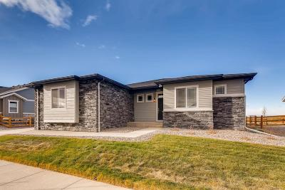 Commerce City Single Family Home Under Contract: 11289 Kalispell Street