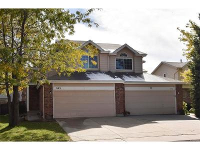 Northglenn Condo/Townhouse Active: 532 West 114th Way