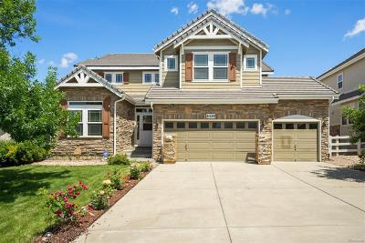 Aurora Single Family Home Active: 21129 East Eldorado Drive