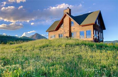 Routt County Single Family Home Active: 25925 Lodgepole Drive