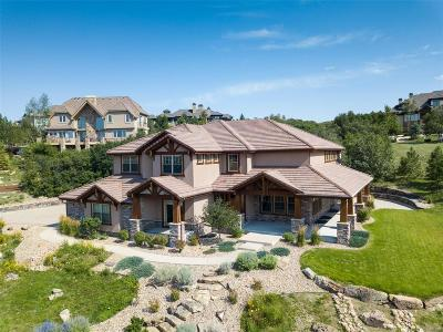 Castle Pines CO Single Family Home Active: $1,250,000