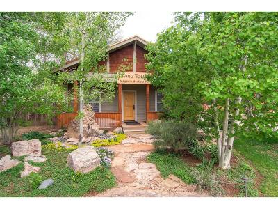 Niwot Multi Family Home Under Contract: 280 2nd Avenue