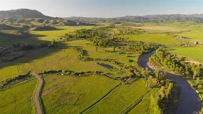 Steamboat Springs Residential Lots & Land Active: 39150 County Road 44