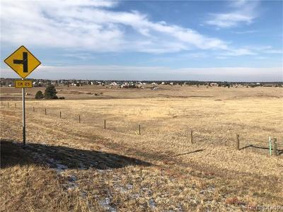 Kiowa Residential Lots & Land Active: 6211 St Hwy 86