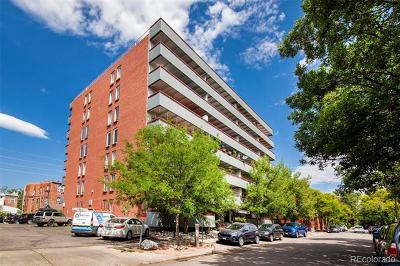 Denver Condo/Townhouse Active: 1441 North Humboldt Street #103