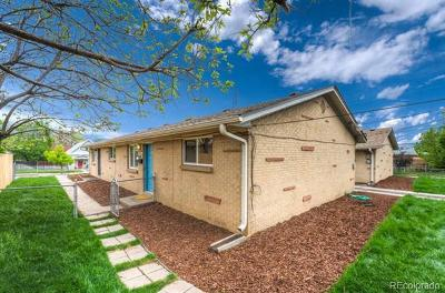 Denver Income Active: 3911 & 3913 Lipan Street
