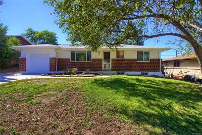 Lakewood Single Family Home Under Contract: 991 South Harlan Way
