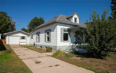 Englewood Single Family Home Active: 3075 South Acoma Street