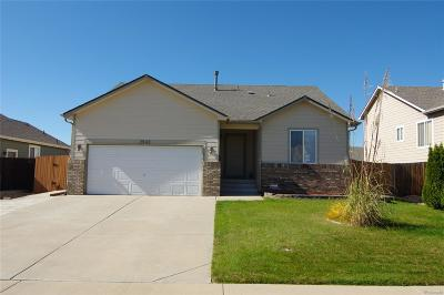 Greeley Single Family Home Under Contract: 2943 Arbor Avenue